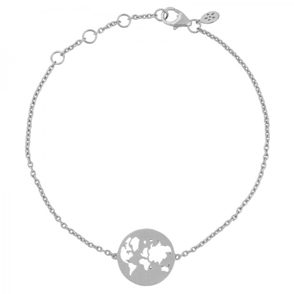 Bilde av Beautiful World bracelet - silver